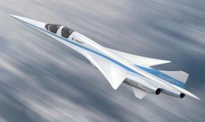 Baby Boom jet, erede del Concorde: New York-Londra 3h e 15