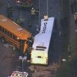 Baltimora, scontro scuolabus-autobus: almeno sei morti