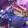 Baltimora, scontro scuolabus-autobus: almeno sei morti 2