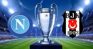 Besiktas-Napoli diretta live. Formazioni ufficiali video gol highlights foto pagelle