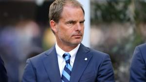Inter, De Boer esonerato: al suo posto Pioli o Villas Boas
