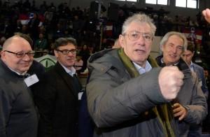 Lega, Bossi contro Salvini chiede nuovo segretario