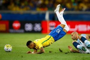 Brasile-Argentina 3-0