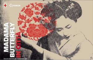 Madama Butterfly arriva a Milano: Edison porta la Prima in tutta la città