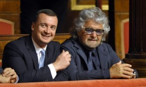 Scandalo M5s: con i soldi del Senato pagano la casa ai dirigenti di Casaleggio
