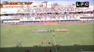 Catania-Catanzaro Sportube: streaming diretta live, ecco come vedere la partita