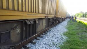 Guarda la versione ingrandita di Cerignola: commando assalta treno merci, Far West ma...sbagliano vagoni (foto d'archivio Ansa)