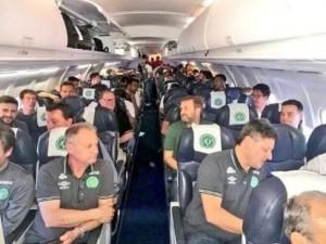Colombia: cade aereo, a bordo squadra calcio brasiliana Chapecoense