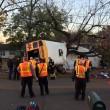 Tennessee, schianto scuolabus contro albero: 35 bimbi, diversi morti01