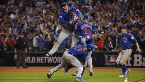 """Profezia si avvera, i Chicago Cubs  come """"Ritorno al futuro"""""""