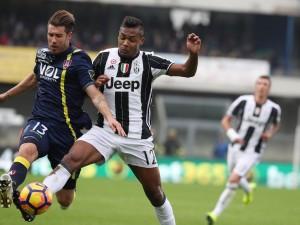 Guarda la versione ingrandita di Chievo - Juventus (foto Ansa)