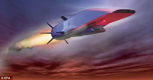 Cina testa missile supersonico: centra obiettivi fino a 482 km04
