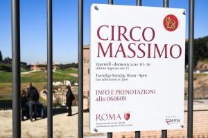 Circo Massimo, area archeologica riapre dopo sei anni. Biglietti 3-5 euro
