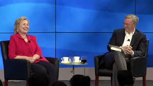 Hillary Clinton, Eric Schmidt di Google e le mail segrete svelate da Wikileaks