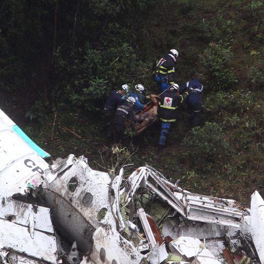 Colombia: l'aereo maledetto. Benzina finita1