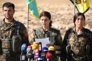 Chi è Jihan Sheikh Ahmad: la comandante curda anti Isis