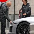 """Maurizio Crozza e l'auto """"modesta"""": una supercar da 210mila euro FOTO"""