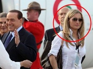"""Pippo Baudo a processo: diffamò Federica Gagliardi, la """"dama bianca"""" di Berlusconi"""