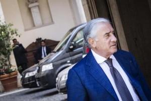 Guarda la versione ingrandita di Marcello Dell'Utri condannato a 4 anni per frode da 43 milioni (Foto Ansa)