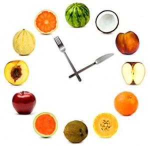 Dieta dell'orologio: per dimagrire devi mangiare tra le 8 e le 14...