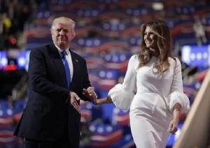 Melania Trump: da modella a First Lady FOTO. Prima non americana dal 1820
