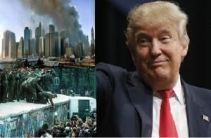 Donald Trump, misteriosa coincidenza: 11-9 contrario di...9-11