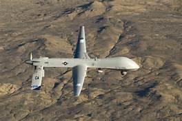Un drone Usa