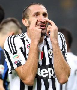 Guarda la versione ingrandita di Juventus, Giorgio Chiellini: