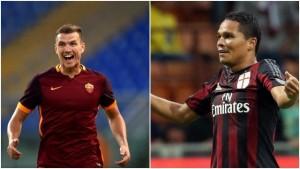Calciomercato Milan: scambio Dzeko-Bacca, folle indiscrezione