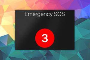 iPhone, in arrivo SOS chiamata di emergenza: premi 5 volte tasto home e...