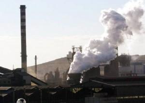 Guarda la versione ingrandita di Emissioni, un miliardo per abbatterle: investimento dei big del petrolio (foto d'archivio Ansa)