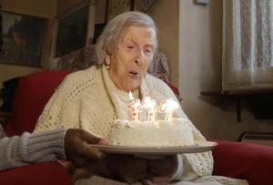 Emma Morano, italiana, la persona più anziana al mondo: compie 117 anni
