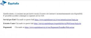 Equitalia, attacco hacker in corso: bloccato sito web