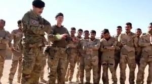 Iraq, il cecchino inglese nella base di Al Asad difende i colleghi dall'Isis