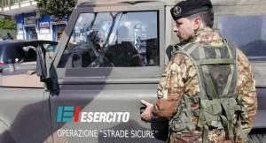 Milano: 150 soldati con la polizia tra via Padova, Corvetto e San Siro