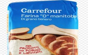 Carrefour ritira farina e snack: pericolo per allergici, contengono soia e glutine