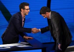 Fabio Fazio, cercasi leader del No da opporre a Renzi