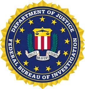 L' emblema dell' Fbi