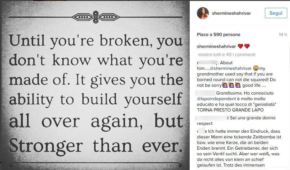 """Lapo Elkann, il messaggio della fidanzata su Instagram: """"Tornerai più forte"""""""