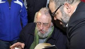 Fidel Castro (foto Ansa)
