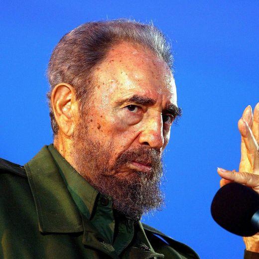 Giorni di lutto per la morte di Fidel Castro
