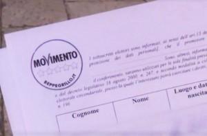 """Firme false M5S, genero Borsellino: """"Firmai, ma per un'altra cosa"""""""