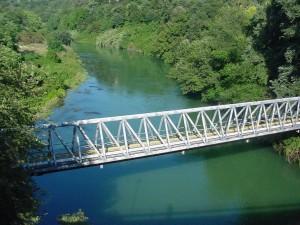 Terremoto, la piena anomala del fiume Nera dopo le scosse a Castelsantangelo