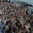 Fiumicino: tifosi Roma contro tifosi Napoli, quasi scontri in aeroporto