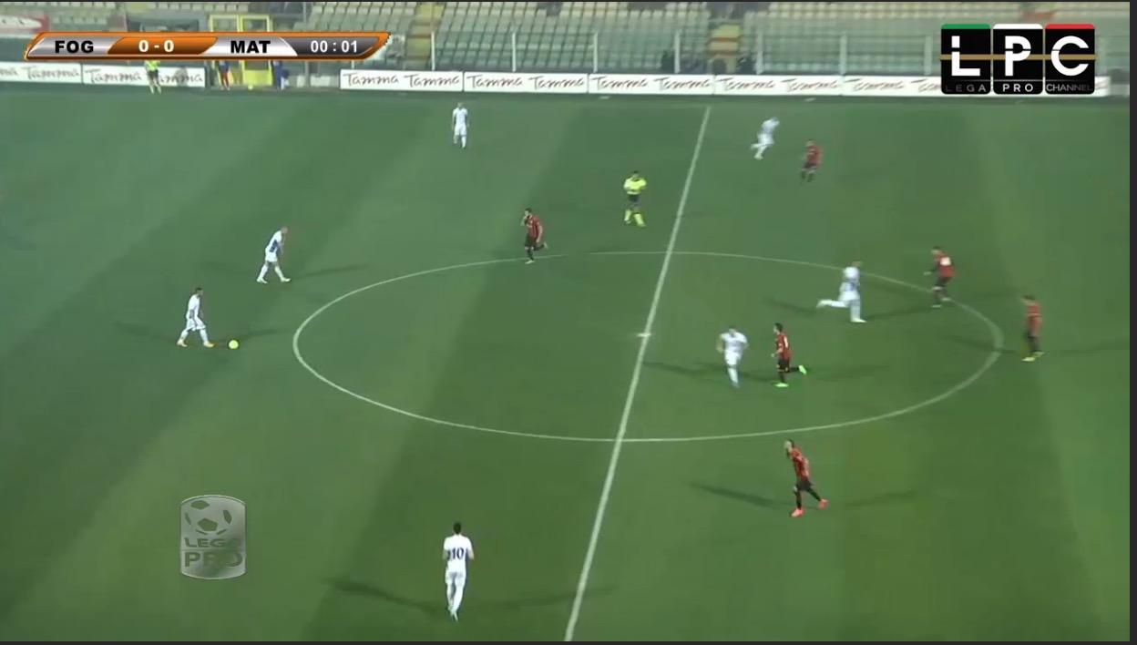 Foggia-Matera streaming, diretta tv Coppa Italia Lega Pro