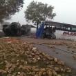 Francia, scontro tra bus scuola e camion a Bavincourt: un morto FOTO 4