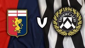 Genoa-Udinese streaming - diretta tv, dove vederla