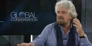 """YOUTUBE Beppe Grillo: """"Musei Vaticani paghino affitto a Roma"""". Sono in un altro Stato..."""