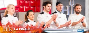 Hell's Kitchen, dove vedere la finale: info, streaming e diretta tv