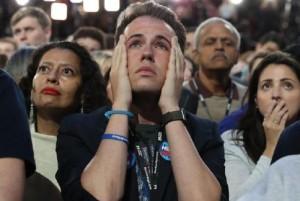 Hillary Clinton furiosa non ha il coraggio di incontrare i suoi fan